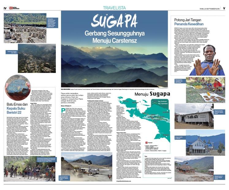 travelista Sugapaa