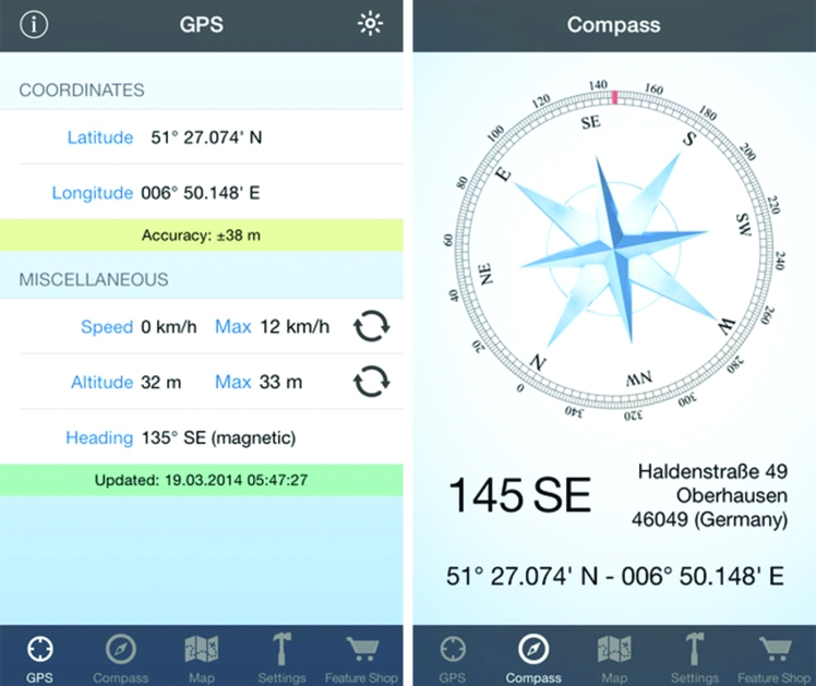 Easy GPS