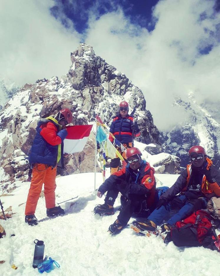 Ogun di Yala Peak